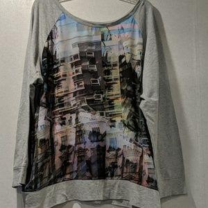 Lane Bryant sweatshirt